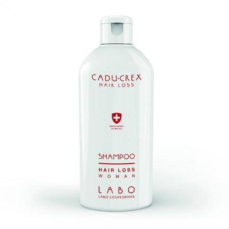 Шампунь Caducrex против выпадения волос для женщин 200мл