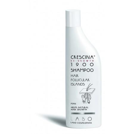 Шампунь для стимуляции роста волос для МУЖЧИН Crescina HFI 1900