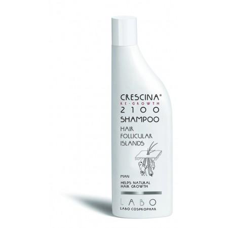 Шампунь для стимуляции роста волос для МУЖЧИН Crescina HFI 2100