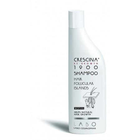 Шампунь для стимуляции роста волос для ЖЕНЩИН Crescina HFI 1900