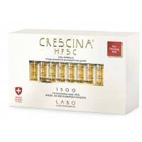 Лосьон для стимуляции роста волос для МУЖЧИН Crescina HFSC 1300 / 40 ампул