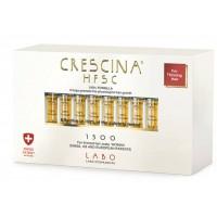 Лосьон для стимуляции роста волос для ЖЕНЩИН Crescina HFSC 1300 / 20 ампул