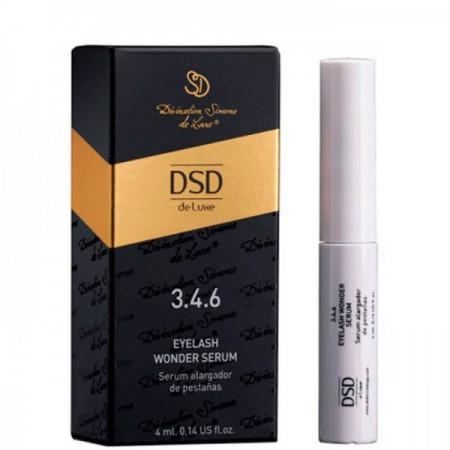 Сыворотка для роста ресниц DSD DE LUXE Eyelash wonder serum