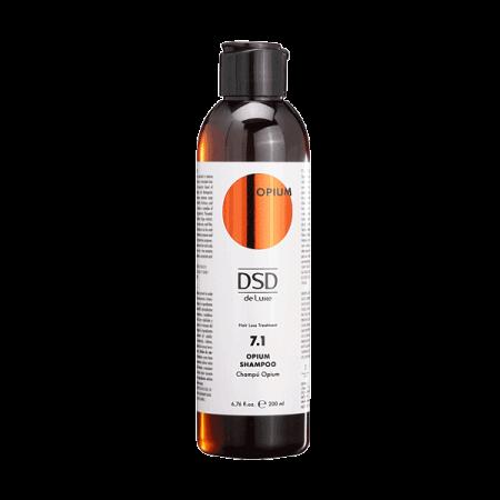 Шампунь для мягкого очищения головы и стимуляция роста волос Опиум Диксидокс Де Люкс DSD De Luxe Opium Shampoo