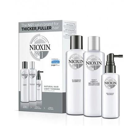 Набор (Система 1) Nioxin