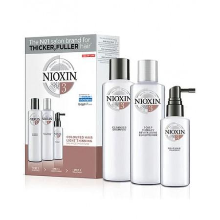 Набор (Система 3) Nioxin