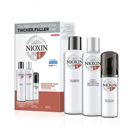 Набор (Система 4) Nioxin