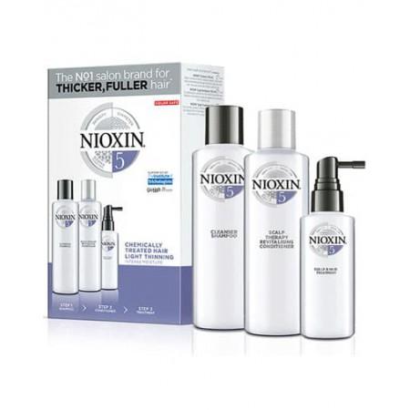 Набор (Система 5) Nioxin